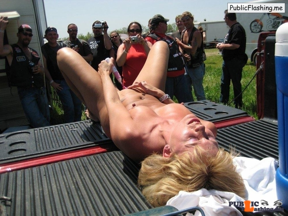 blond male masturbation