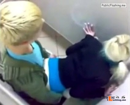 Caught fucking in school toilet Swedish teens VIDEO Public Flashing