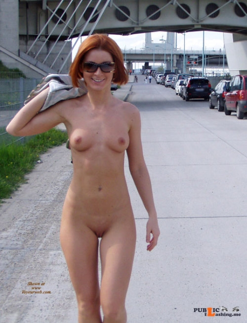 Public nudity photo titsasspussyheels: smuuthie: Vienna Nude in public After... Public Flashing