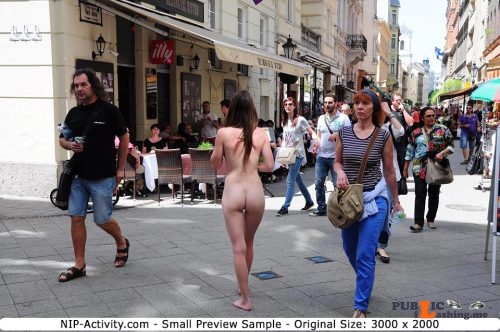 Public nudity photo nude girls in public:NIP Activity:  Enni     Series 3 Follow me... Public Flashing