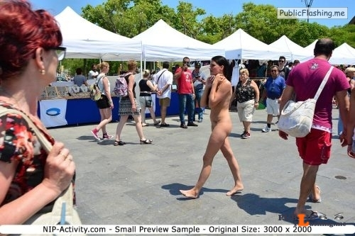 Public nudity photo nude girls in public: NIP Activity: Jessy B   Series... Public Flashing