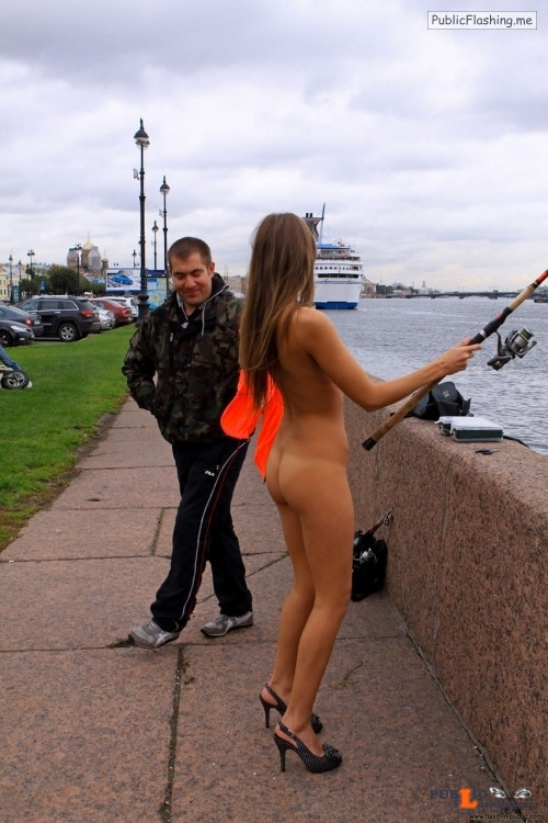 Public nudity photo outside only:do you want even more flashers in public posts?... Public Flashing
