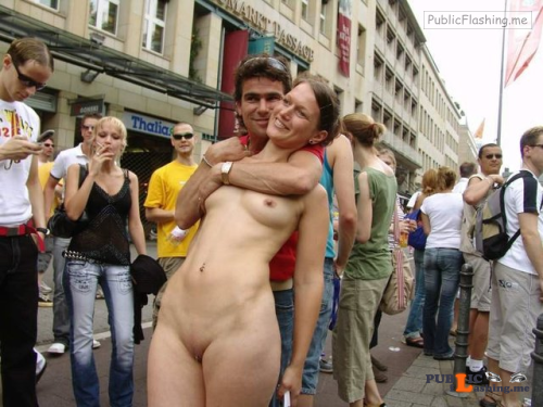 Public nudity photo thelifeoftami: She was not naked by choice. She simply did not... Public Flashing