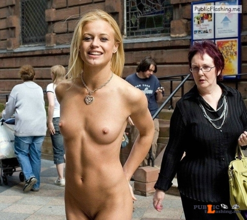 Public nudity photo collegegirlsenjoyingtobenude:Real hot amateurs … Follow me for... Public Flashing
