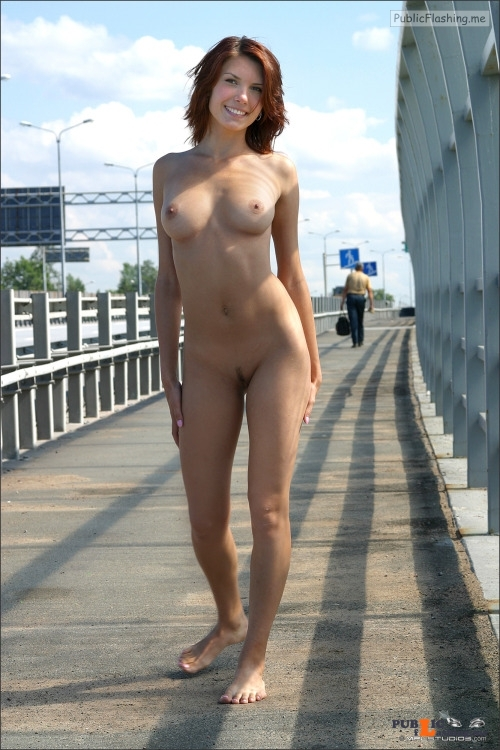 Public nudity photo tanallover: Bareness in public Follow me for more public... Public Flashing
