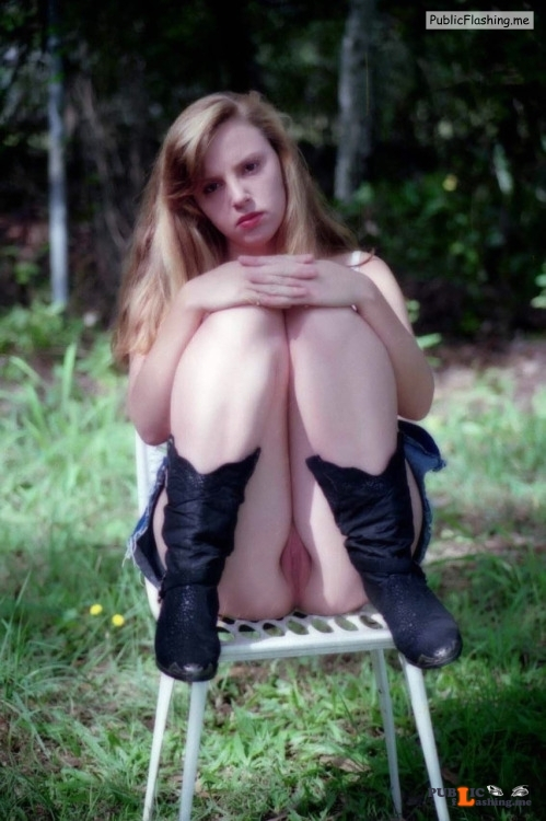 No panties big j181: What do you want to slide up where ? Aussie Jill... pantiesless Public Flashing