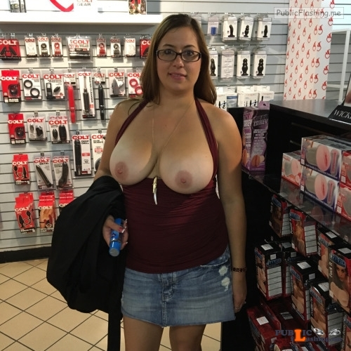 Exposed in public Photo Public Flashing