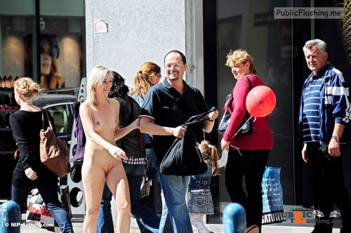 Public nudity photo nakedcascadia: daican 2: Out for a nice afternoon... Public Flashing