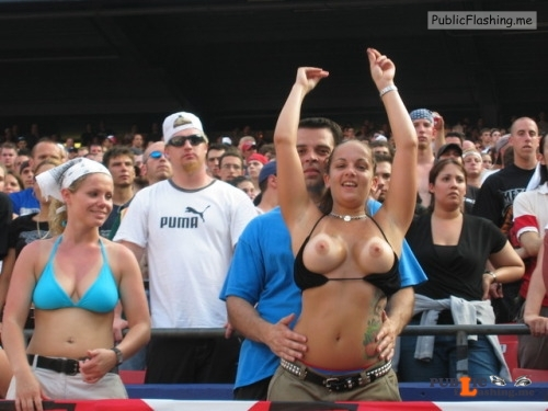 Public nudity photo hot public flashing:? Follow me for more public exhibitionists:... Public Flashing