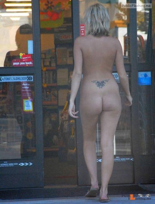Public nudity photo nakedcascadia: #picset   katrina loves to bare herself in... Public Flashing