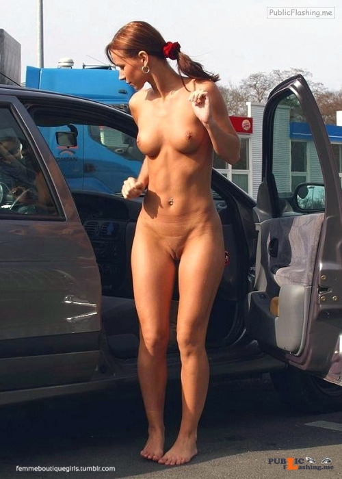 Public flashing photo hellyeahhottestsensationmobile:Best place to have sex in... Public Flashing