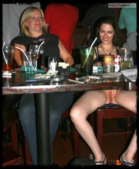 Public flashing photo heathenhole:Flash it Friday. Leave it to Beaver Edition. Public Flashing
