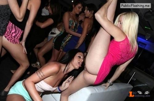 Public flashing photo onlyforboys: Girls night out ?????? Public Flashing