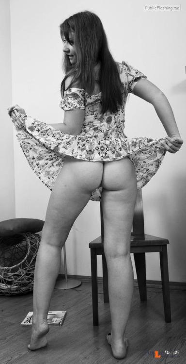 No panties jakkrabbit68: Gone commando ? pantiesless Public Flashing