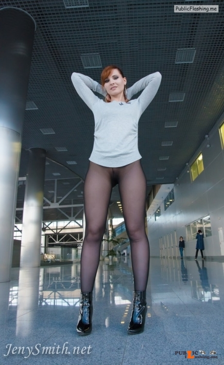 sexyjenysmith: My new photoset is live. Login and enjoy!... flashing in public picture Public Flashing