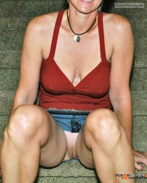 No panties Thanks for the submission pantiesless Public Flashing