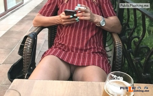 No panties thetoysrus: What would you do? pantiesless Public Flashing