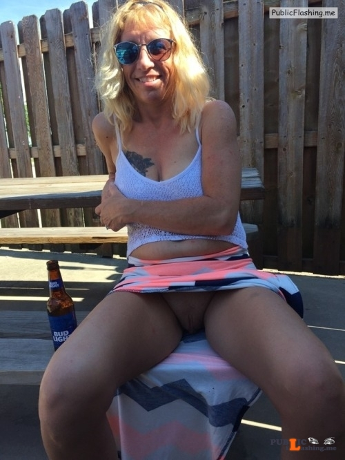 No panties randy68: Happy 4th of July everyone!! pantiesless Public Flashing
