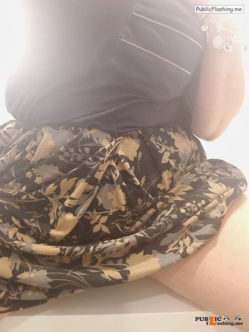 No panties Happy no thong thursday @nakedandengaged pantiesless Public Flashing