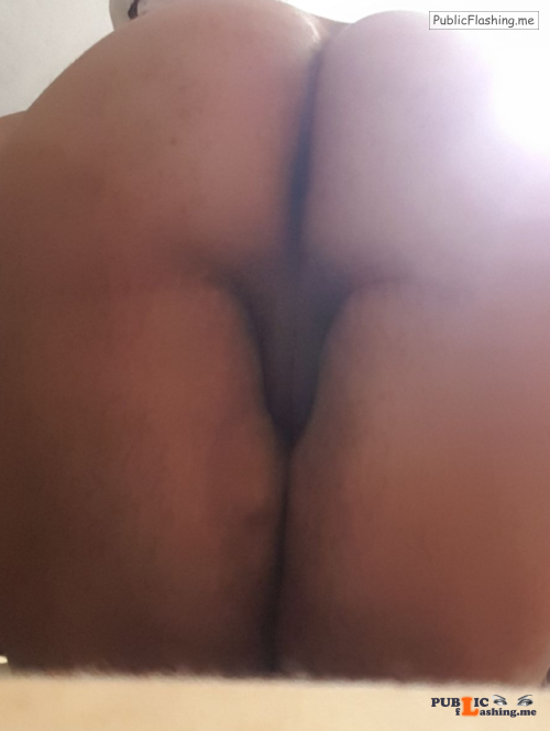 No panties xxpixiegirlxx: Bending over and spreading it like a good... pantiesless Public Flashing