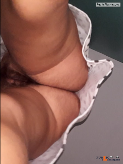 No panties hot50male: Some rear shots pantiesless Public Flashing