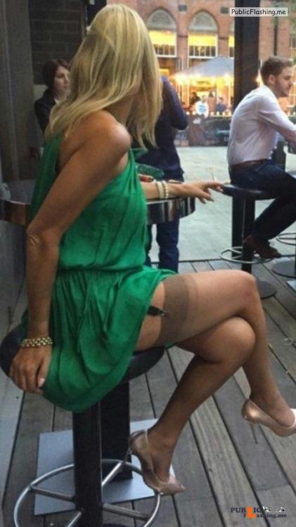 Exposed in public Photo Public Flashing