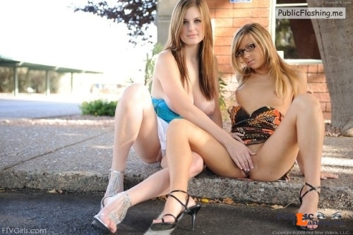 FTV Babes Pretty FTV Girls expose each other and play in public. Enjoy the... Public Flashing
