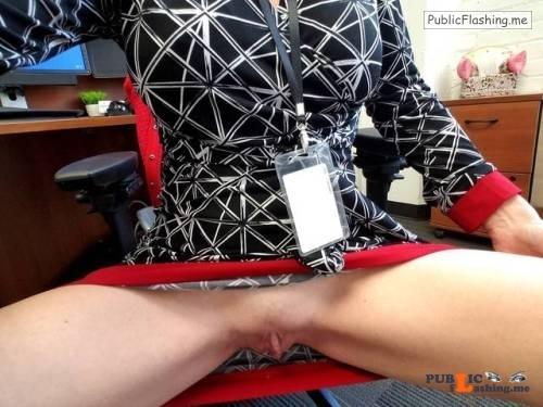 No panties amateur naughtiness: So, Let's Get This Meeting Started pantiesless Public Flashing