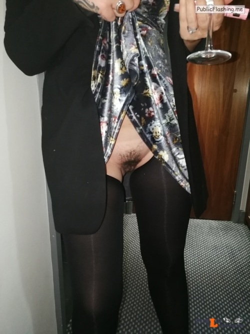 No panties richaz69: Marlow #12 all set to hit Marlow pubs pantiesless Public Flashing