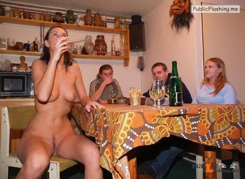 Public nudity photo drunk girls partying 3:Drunk Girls Partying  ... Public Flashing