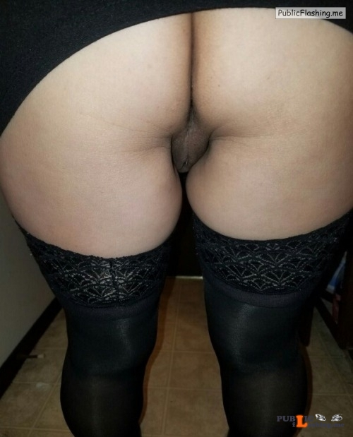 No panties hornyzacouple: What I was wearing…or not wearing last... pantiesless Public Flashing