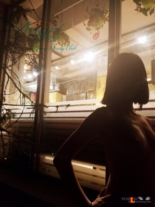 Public nudity photo shyshower:BY BEIJING ANGEL Follow me for more public... Public Flashing