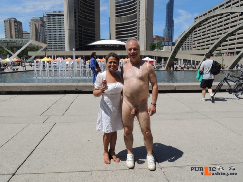 Public nudity photo Photo Public Flashing