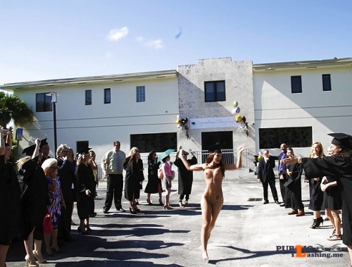 Public nudity photo nakedenfcaptions:Lois learned that it could be both exiting and... Public Flashing