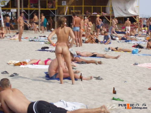 Public nudity photo Russian teen nudists for your enjoyment. Public Flashing
