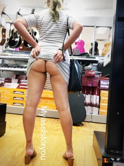 No panties myassisforyou: —All New Part 2— Which is your favorite? We... pantiesless Public Flashing
