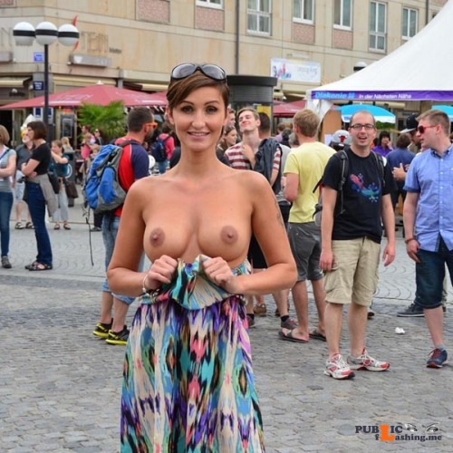 Public flashing photo sexypieces:Free spirit Public Flashing