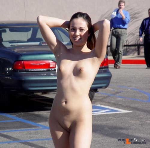 Public nudity photo omg l00k at me:Cindy at Hermosa Follow me for more public... Public Flashing
