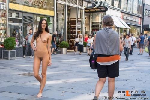 Flashing in public photo Photo Public Flashing