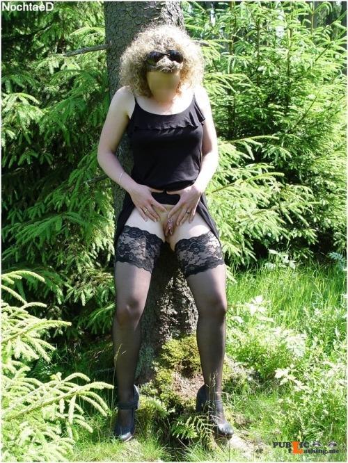 No panties alistergee: Die ersten warmen Tage genießen ☀ pantiesless Public Flashing