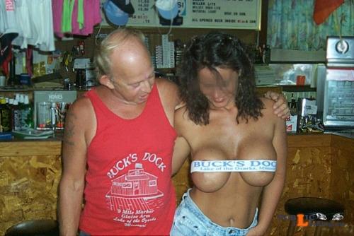 Public flashing photo Photo Public Flashing