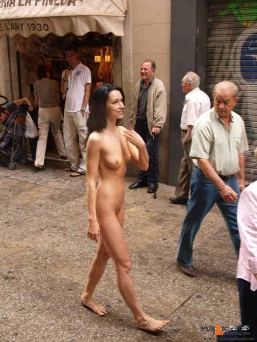Public nudity photo daican 2: Shopping Naked Follow me for more public... Public Flashing