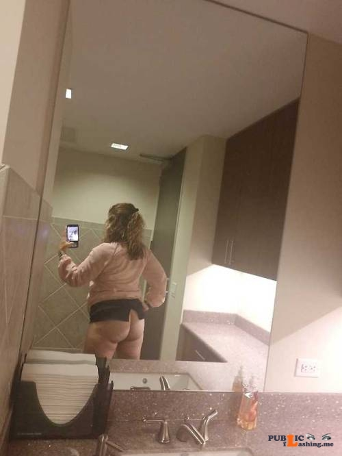 No panties southernhotwifelife: No panties…  her pantiesless Public Flashing