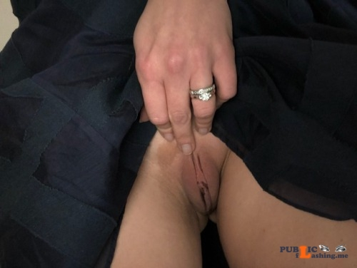 No panties raleighhotwife: Second day of meetings, and second day without... pantiesless Public Flashing
