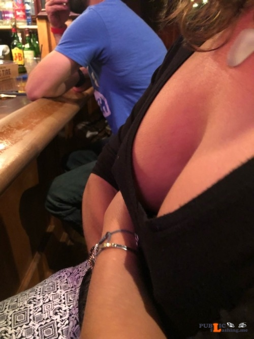 No panties luvmyhotwife25: A couple pics from last night's date. pantiesless Public Flashing