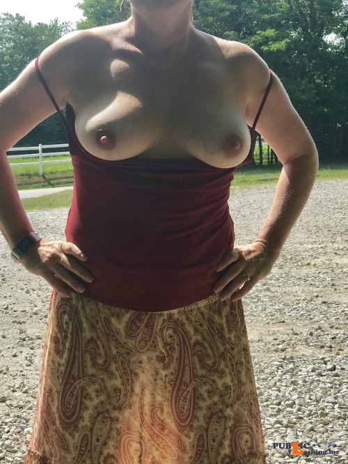Exposed in public If you enjoy thick meaty lips, check out this sexy MILFs Tumblr… Public Flashing