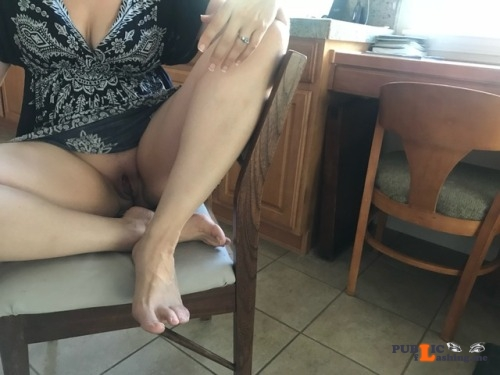 No panties I just love wearing summer dresses. Objectsofdesire Thanks for... pantiesless Public Flashing