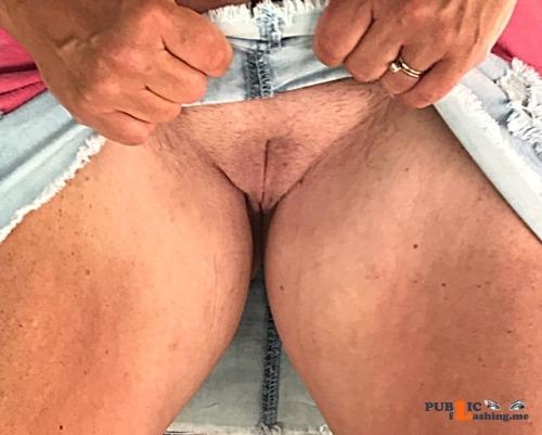 No panties happycouple418: My panties seem to be missing again. 🤔🤪😘 pantiesless Public Flashing