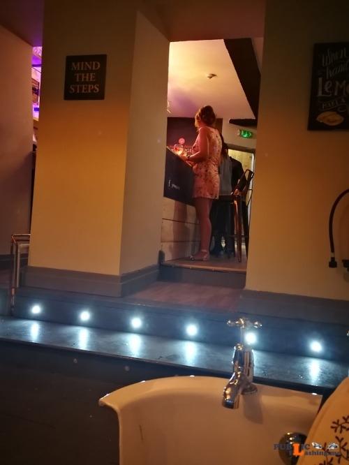 No panties richaz69: No knickers, around Norwich pantiesless Public Flashing