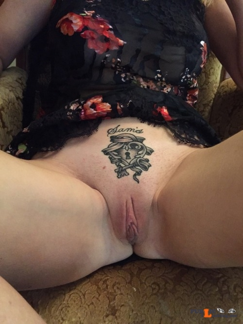 No panties My wife only wears panties when she has her period. She has made... pantiesless Public Flashing